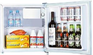 Мини холодильник Delfa 45л