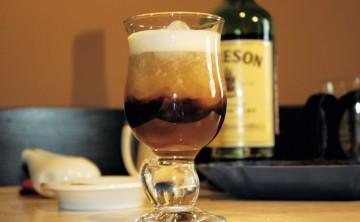 Приготовление кофе Айриш