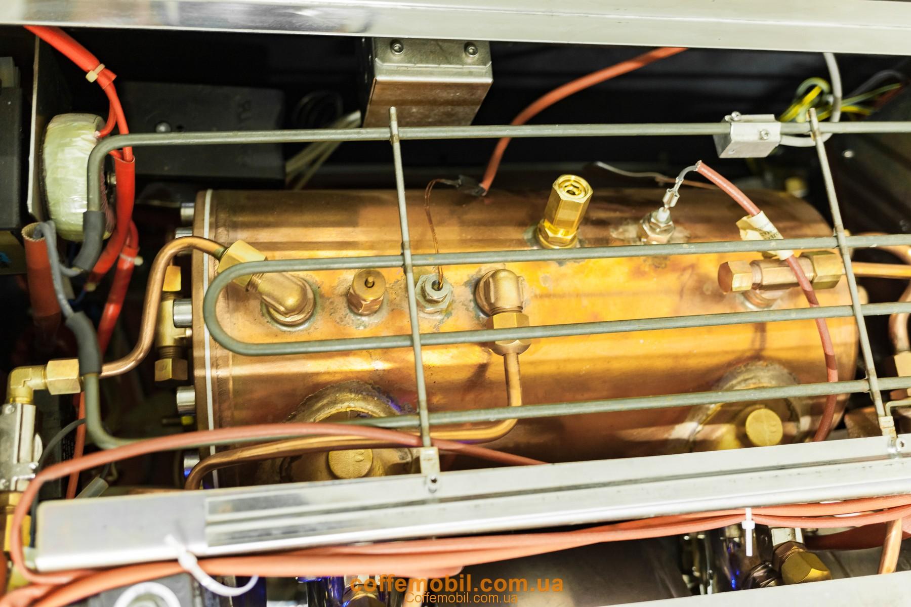 Професиональная кофемашина Astoria Gloria turbosteam
