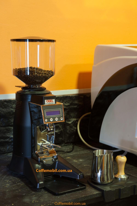 кофемолка obel mito istantaneo