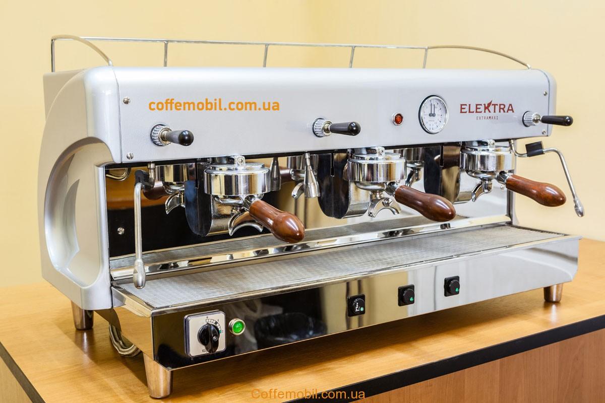 Профессиональная кофемашина Elektra Extramaxi