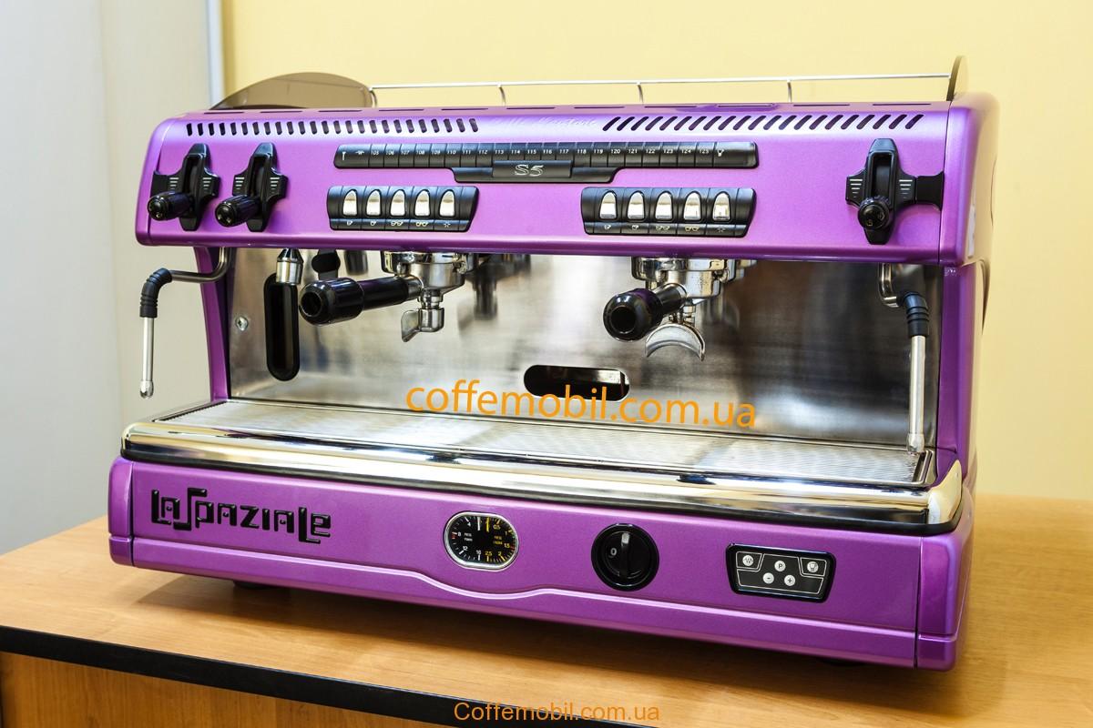 Профессиональная кофемашина бу La Spaziale S5