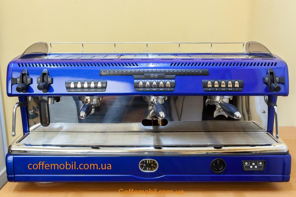 Профессиональная кофемашина La Spaziale S5 3gr