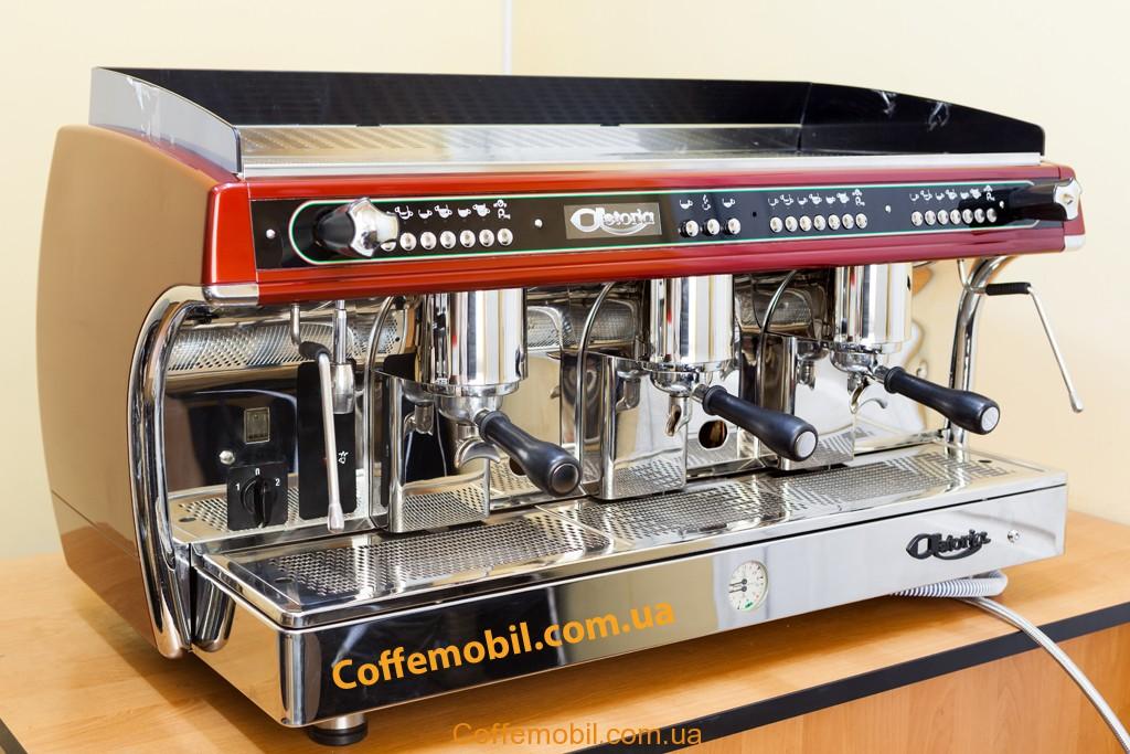 купить Профессиональную кофеварку Astoria Gloria 3gr