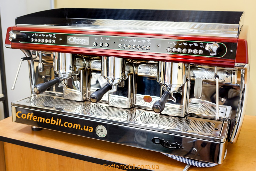 Профессиональная кофемашина Astoria Gloria 3gr