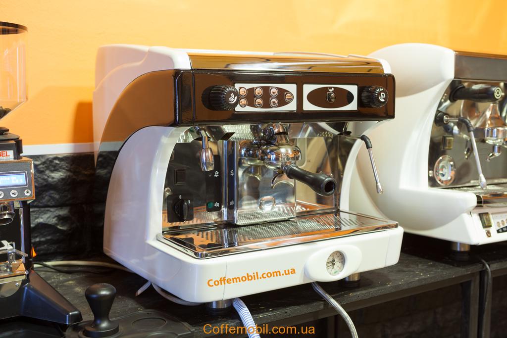 профессиональная кофеварка Астория Калипсо (Astoria Calipso) 1gr