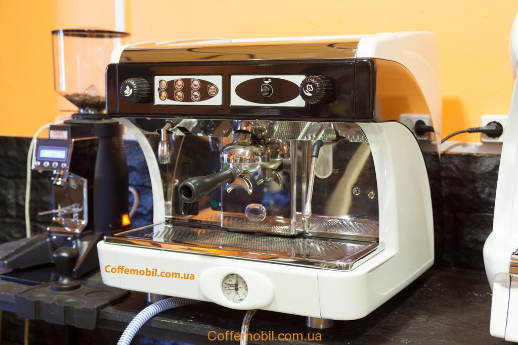 профессиональная кофеварка Астория Калипсо (Astoria Calipso) 1group