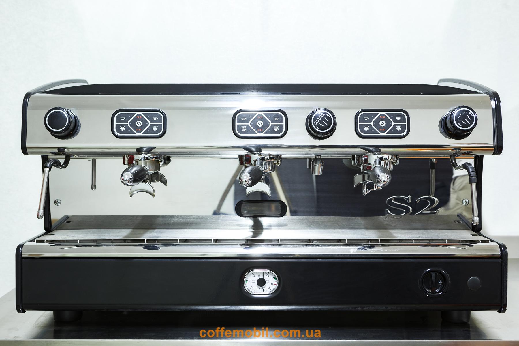 Профессиональная кофемашина Spaziale S2