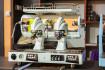профессиональная кофеварка Astoria Sibilla 2gr от компании Кофемобиль