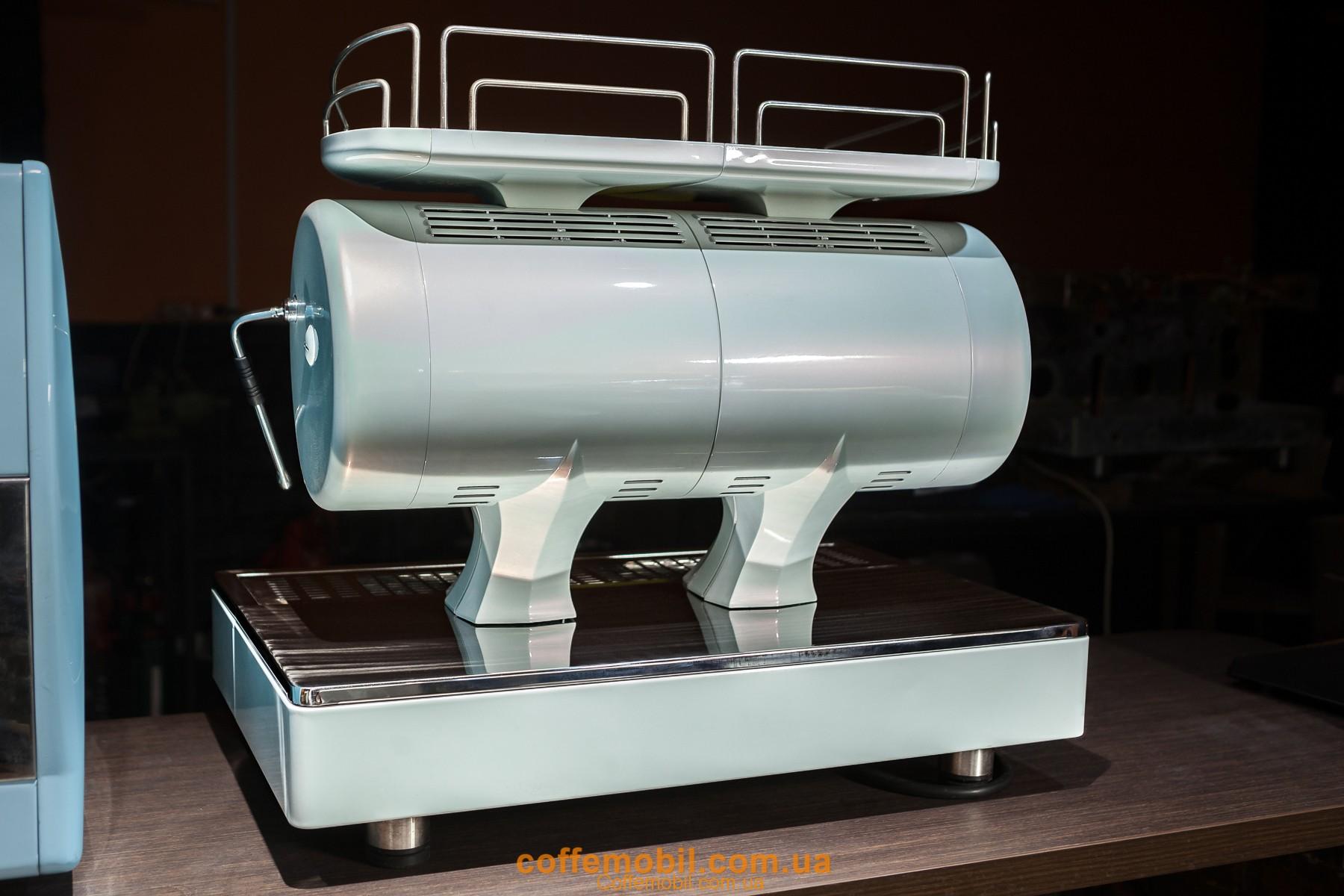 профессиональная кофеварка Астория Сибилия