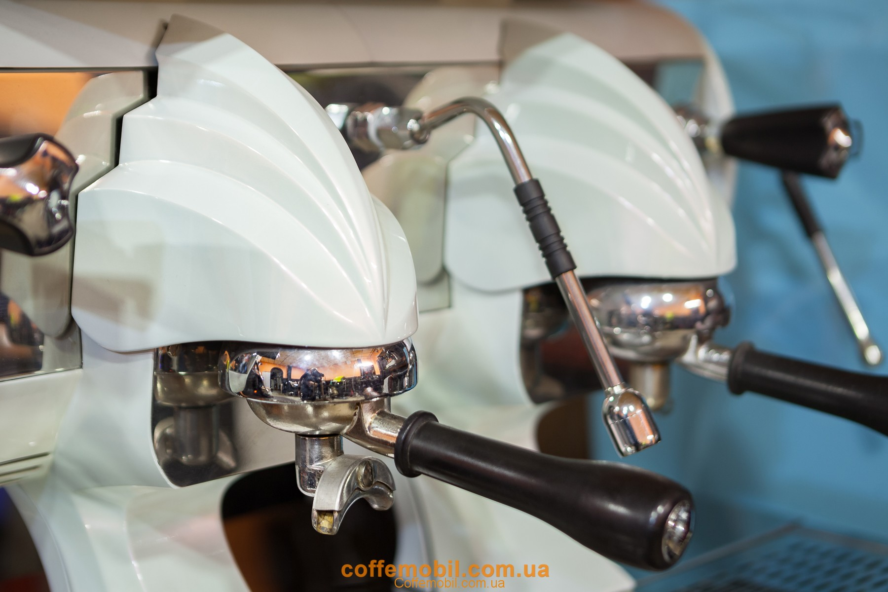 Профессиональная кофемашина Astoria Sibilla 2gr