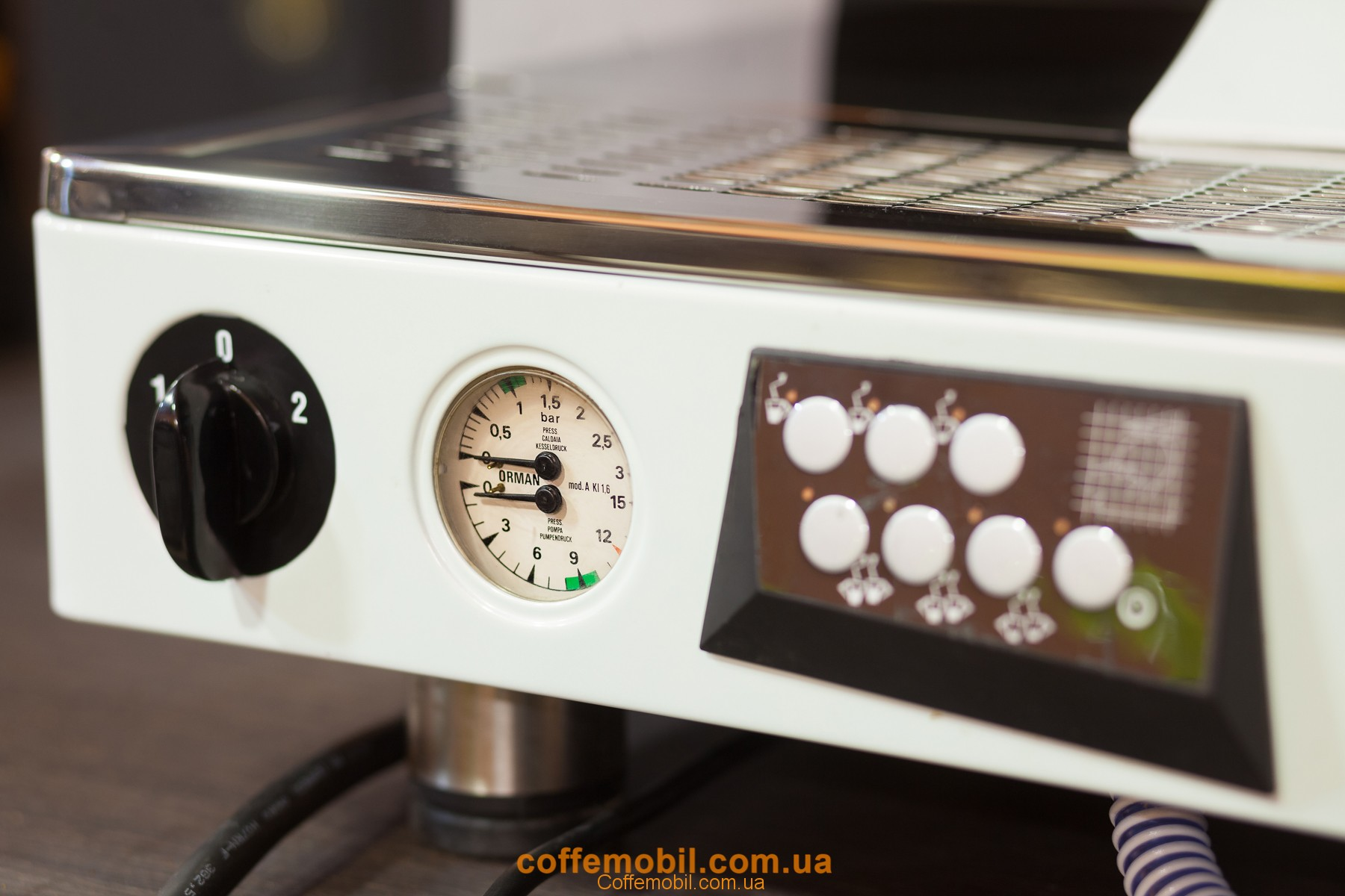 Профессиональная кофеварка Astoria Sibilla 2gr