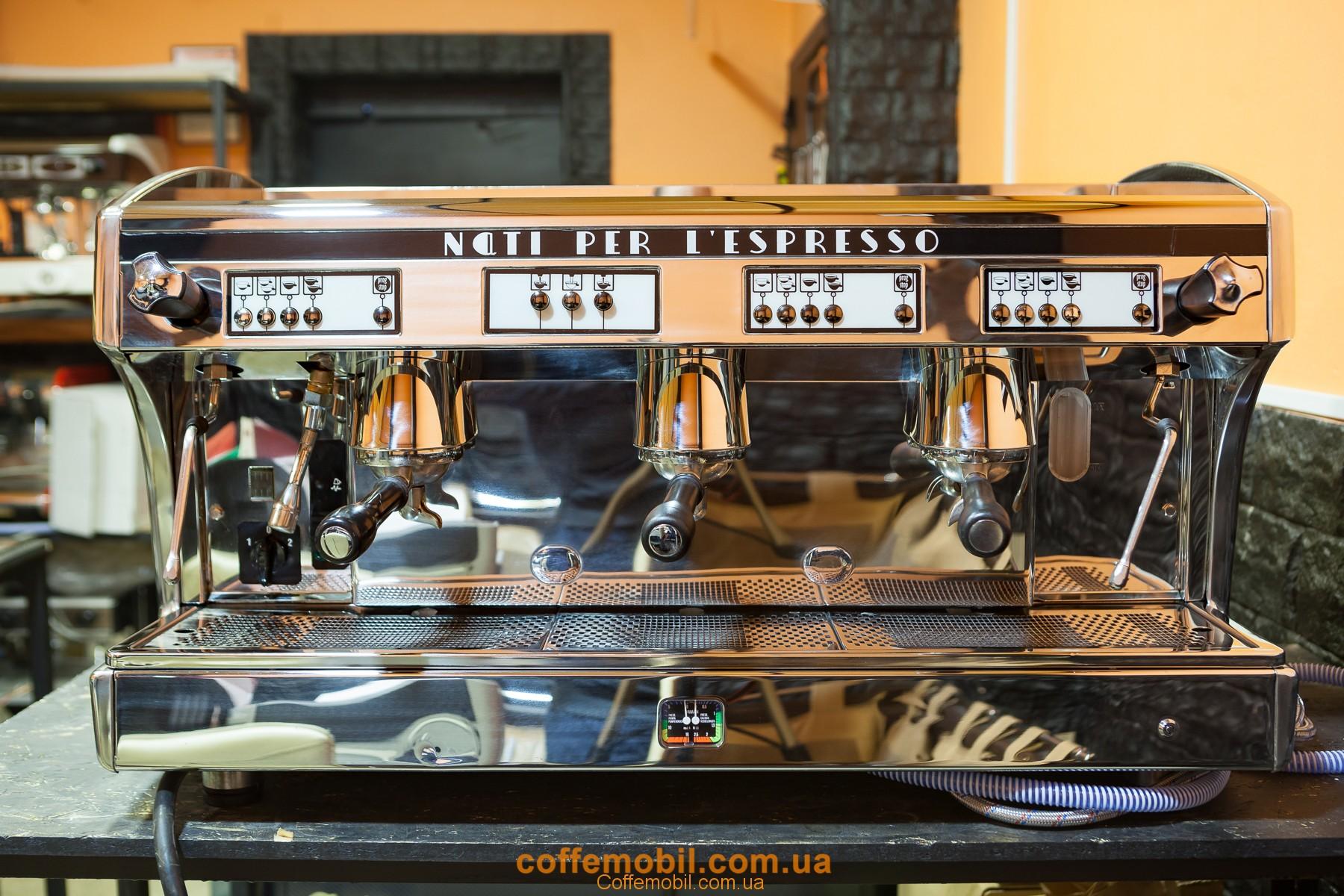 Профеійна кавоварка Асторія Перла