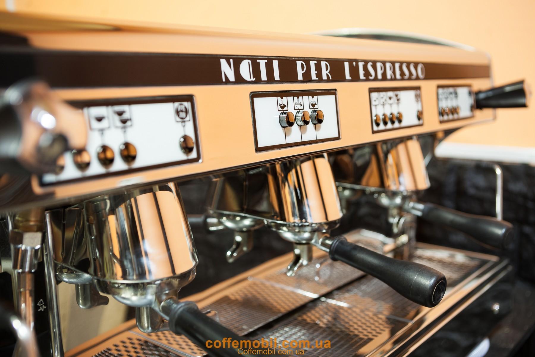 Профессиональная кофемашина Астория Перла