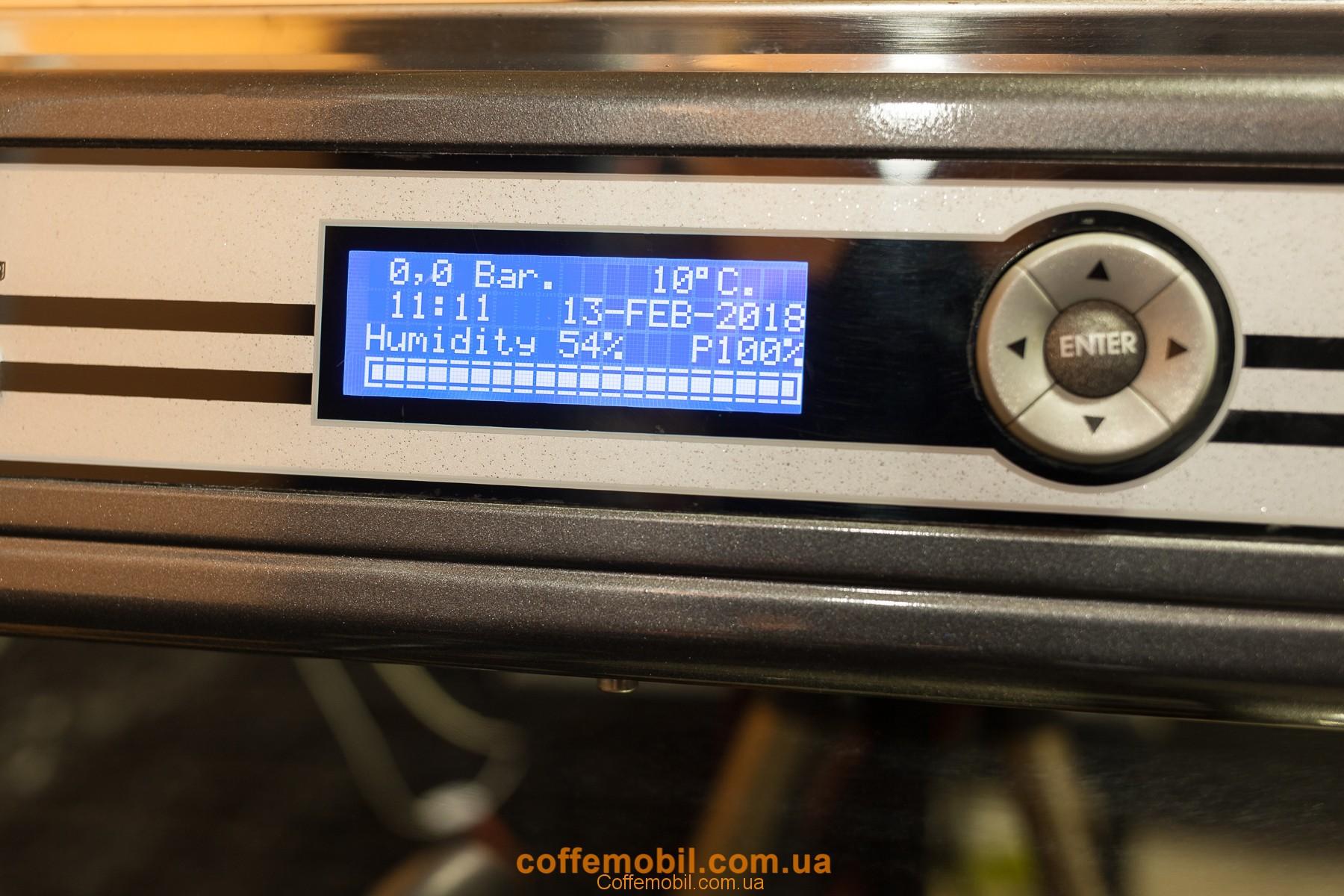 мультбойлерная кофеварка Астория