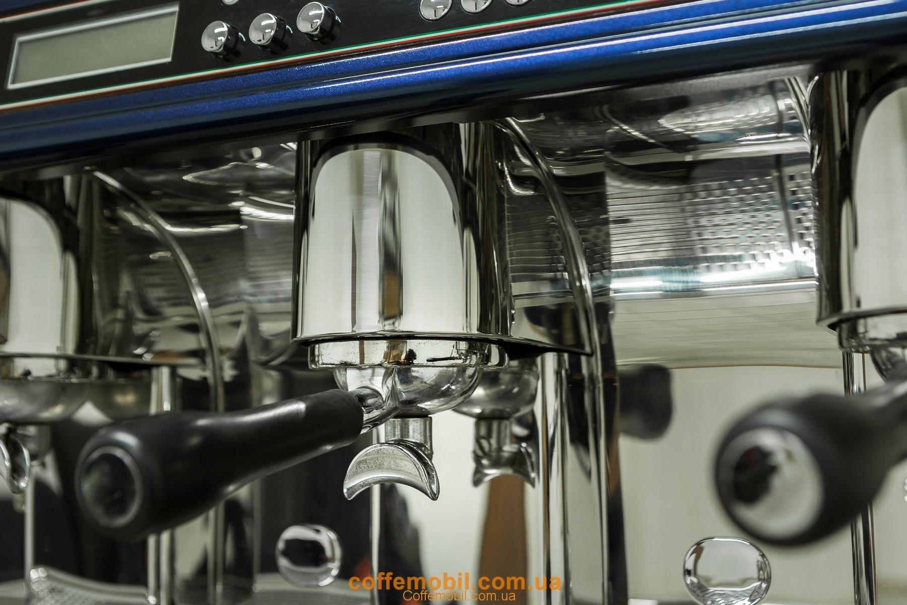 Профессиональная кофемашина Astoria Gloria 3gr От Кофемобиль