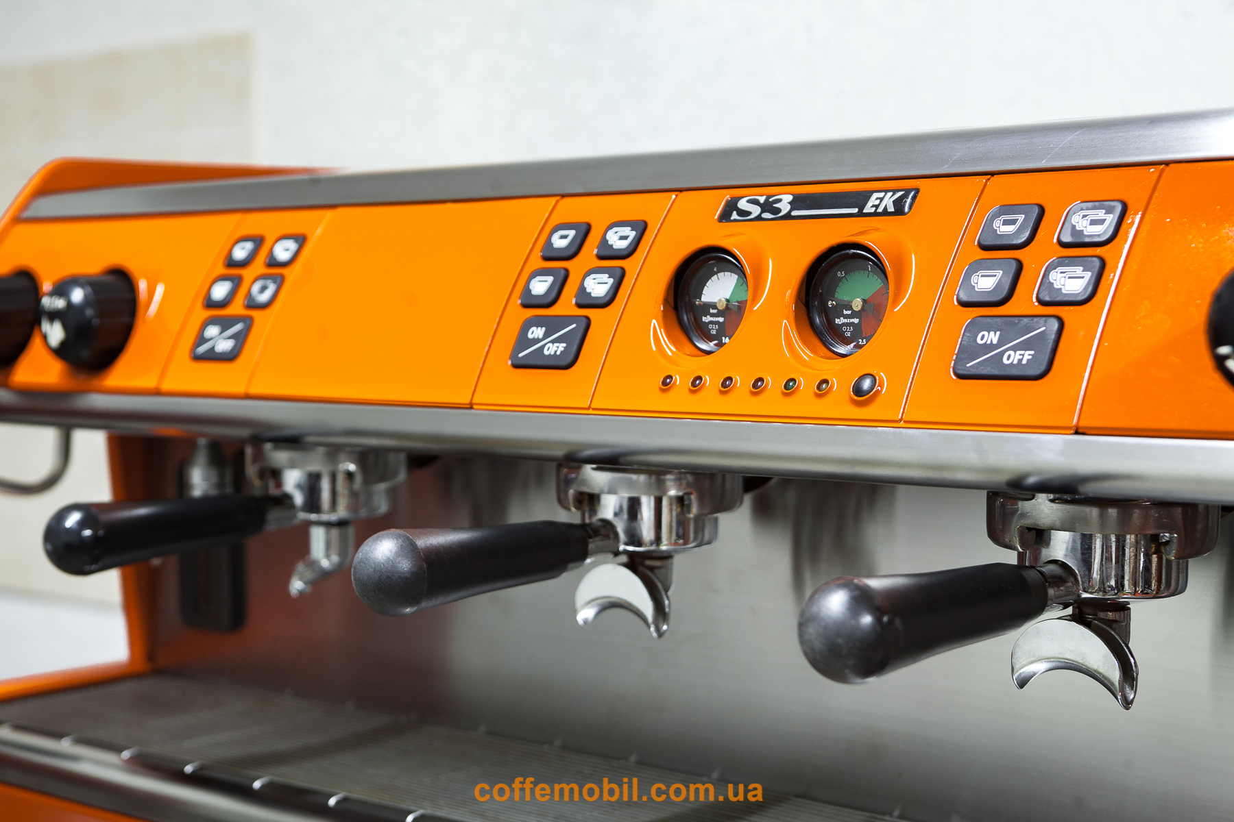 профессиональная кофеварка Spaziale S3