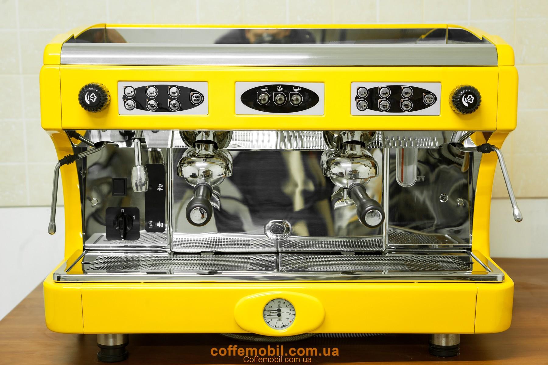 Професійна кавомашина Astoria Calypso 2gr