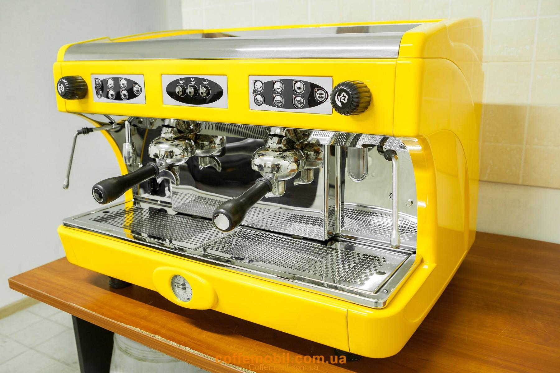 Профессиональная кофемашина Astoria Calypso 2gr