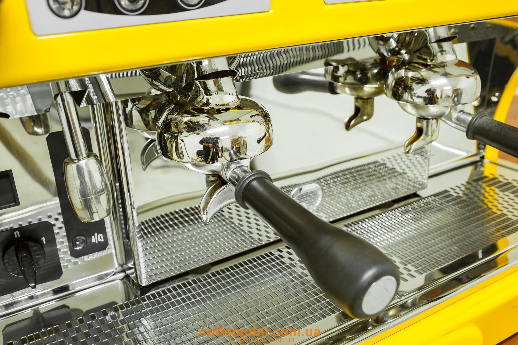 Профессиональная кофеварка Astoria Calipso 2gr