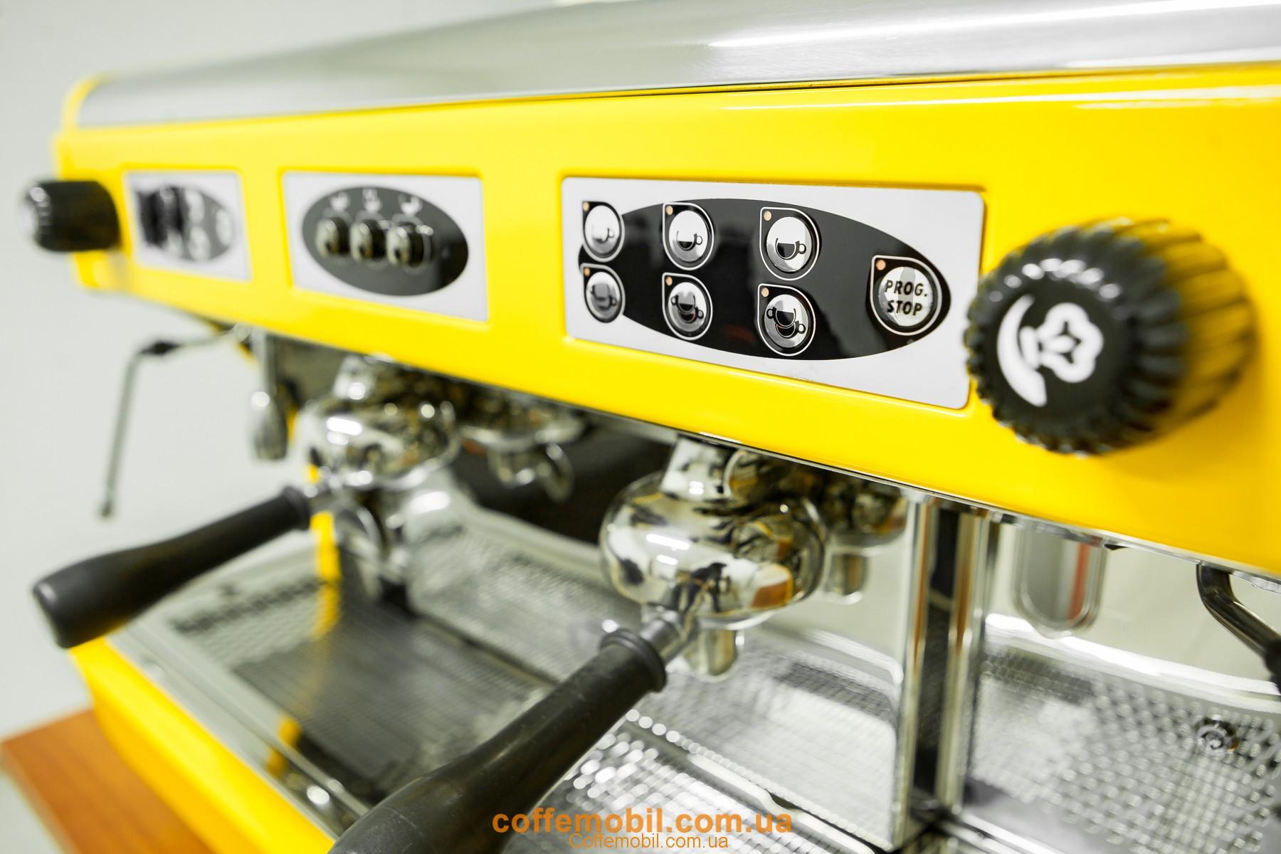 Профессиональная кофемашина Astoria Calipso 2gr