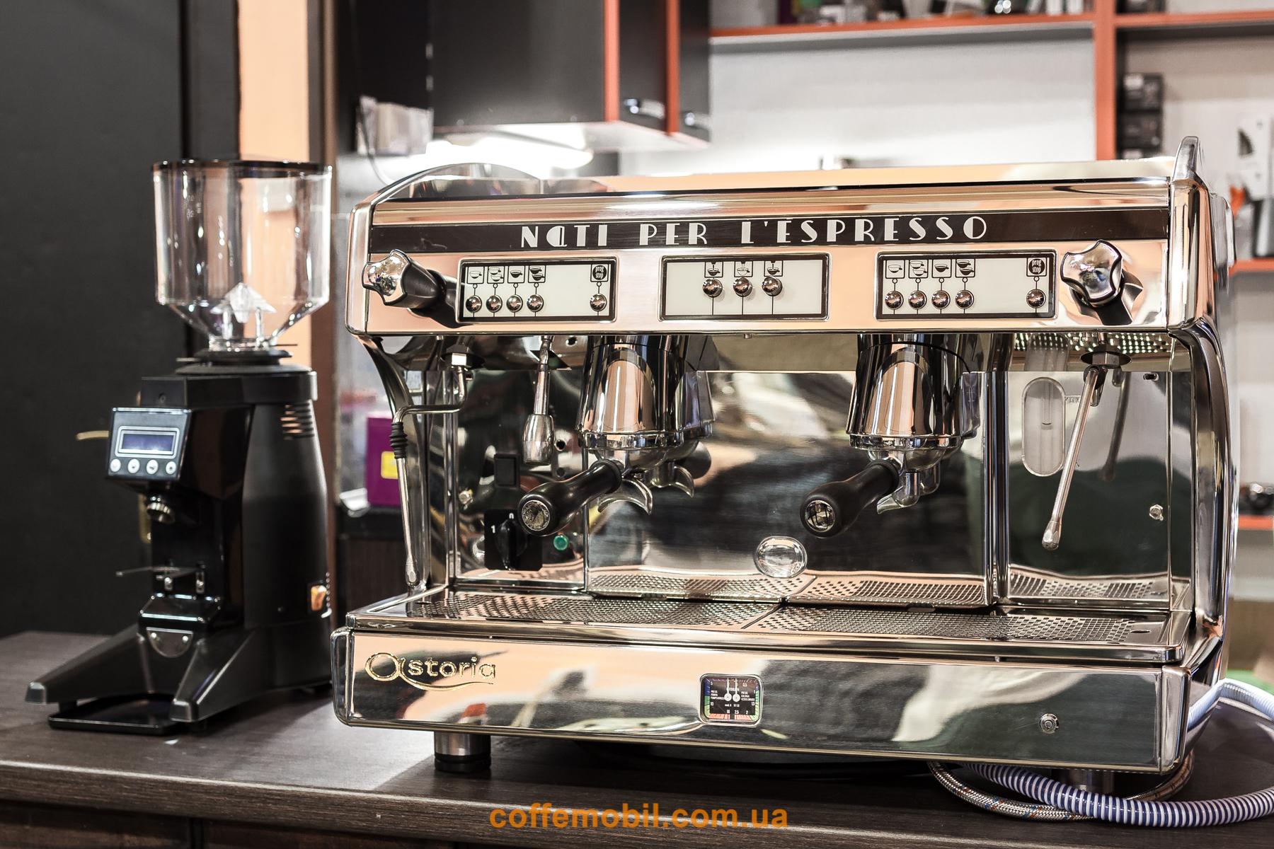 профессиональная кофеварка Astoria Perla 2 гр
