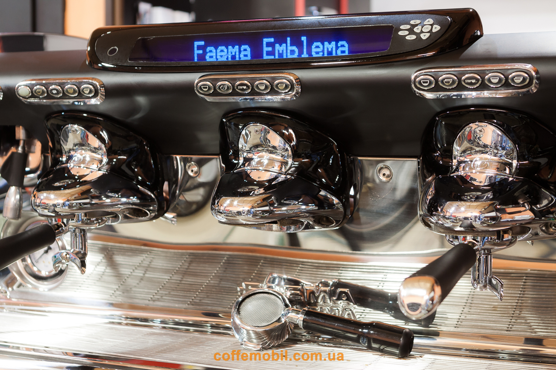 faema emblema 3gr black edition