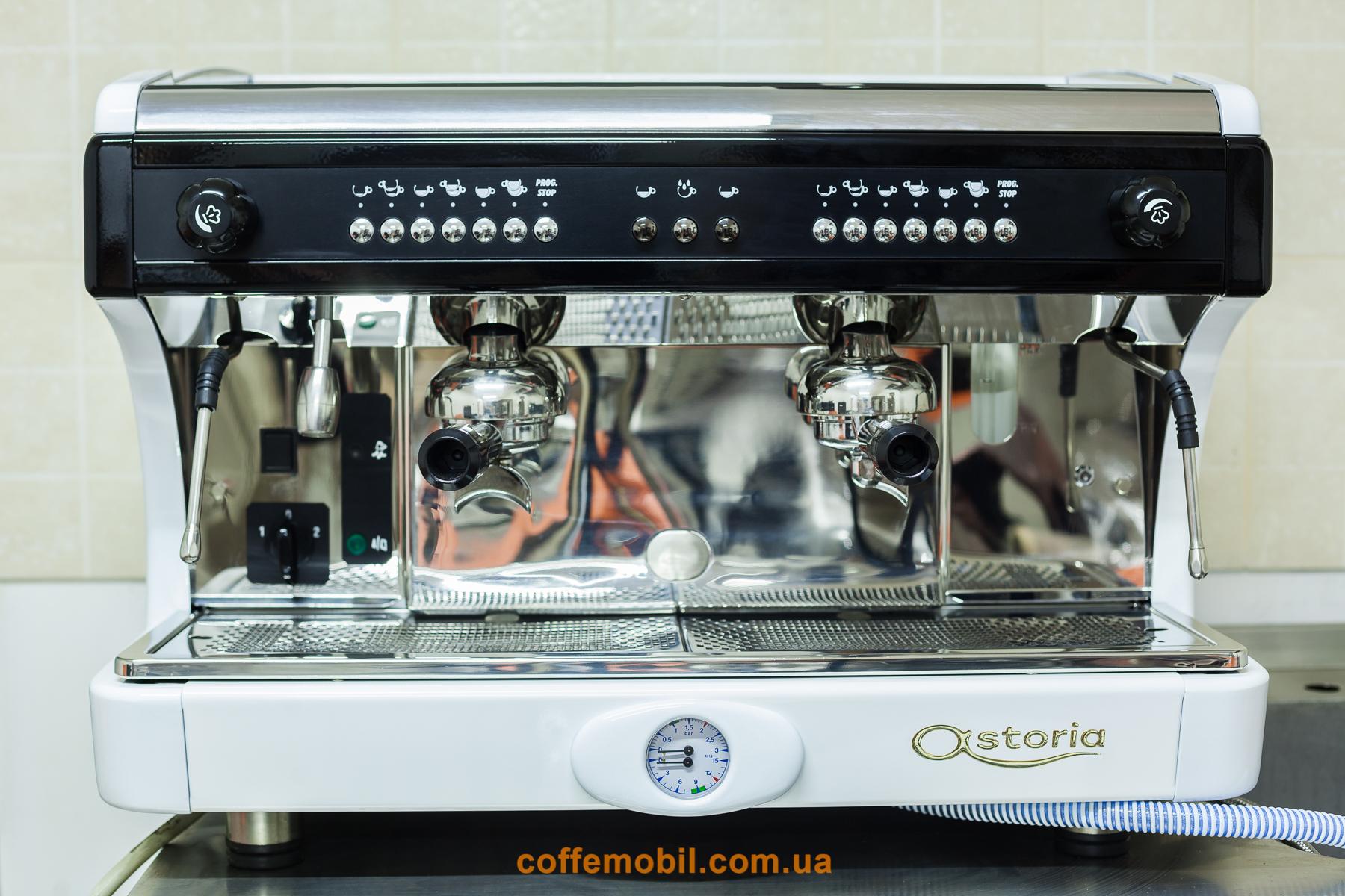 купить профессиональную кофемашину Astoria Calypso 2gr в рассрочку