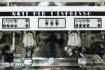 Профессиональная кофеварку бу после реставрации