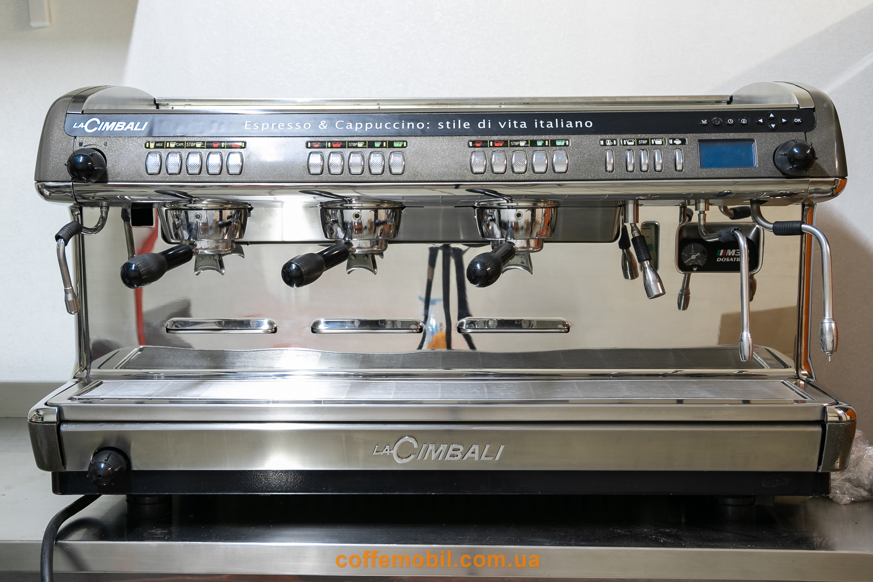 Профессиональная кофеварка Cimbali M39 Dosatron