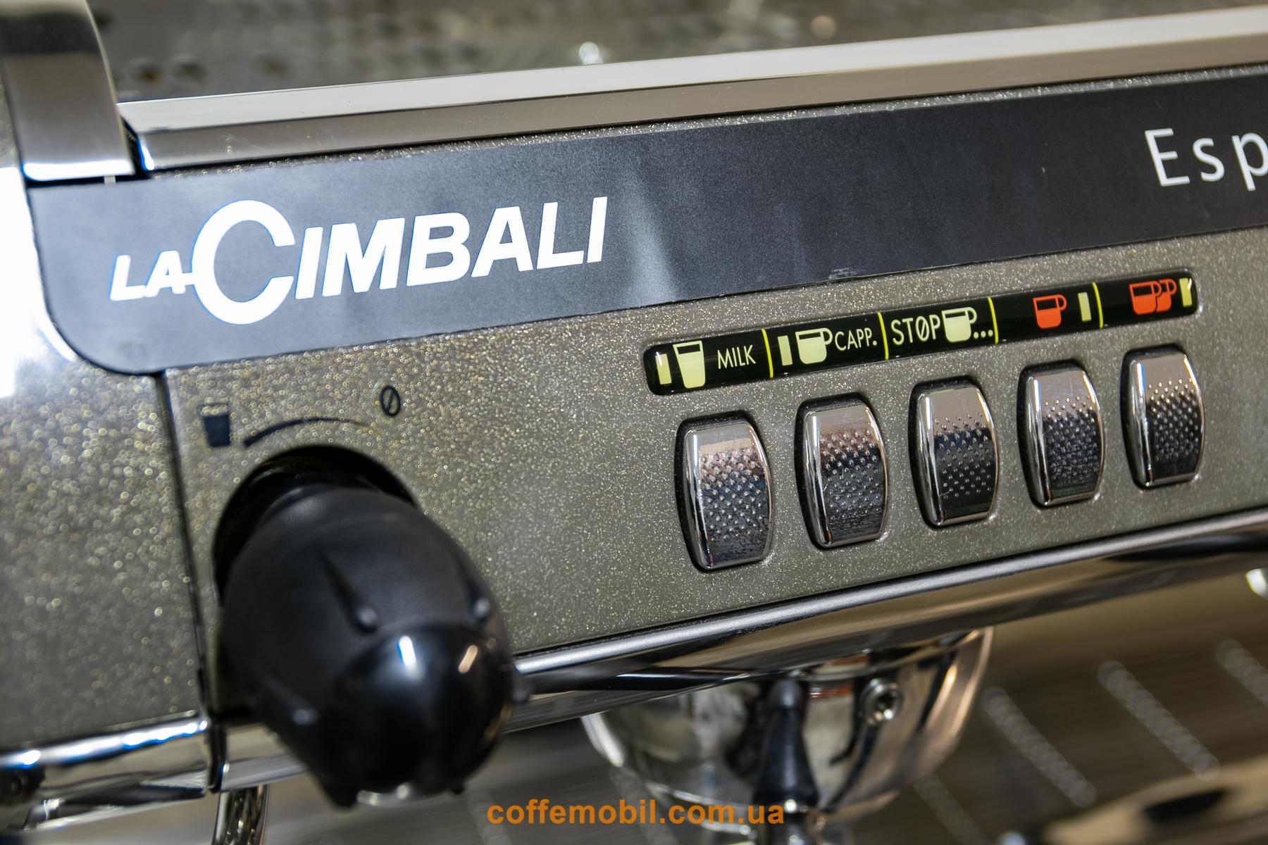 Профессиональная кофемашина бу Cimbali M39 Dosatron