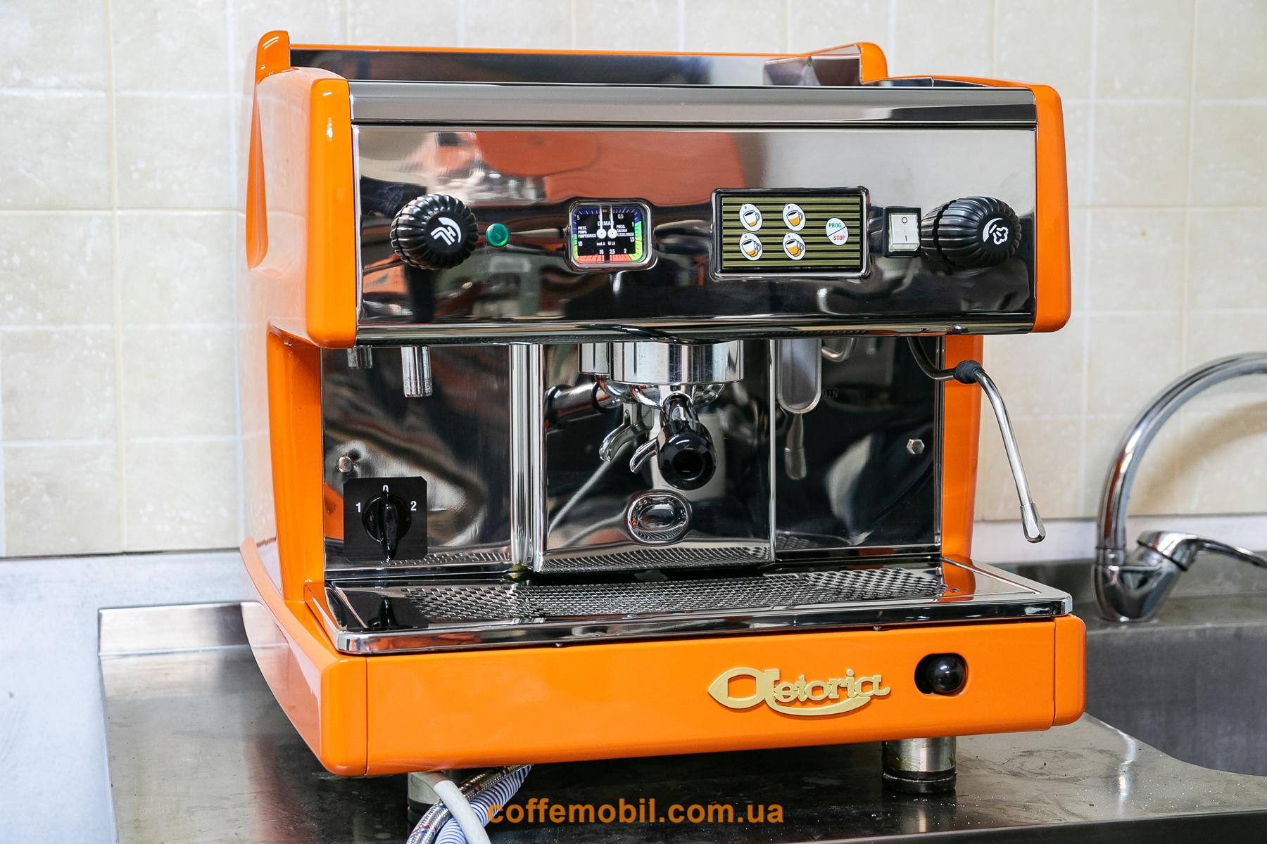 Профессиональная кофеварка Астория Ваня