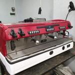 Профессиональная кофеварка Спазиале С5 3 поста