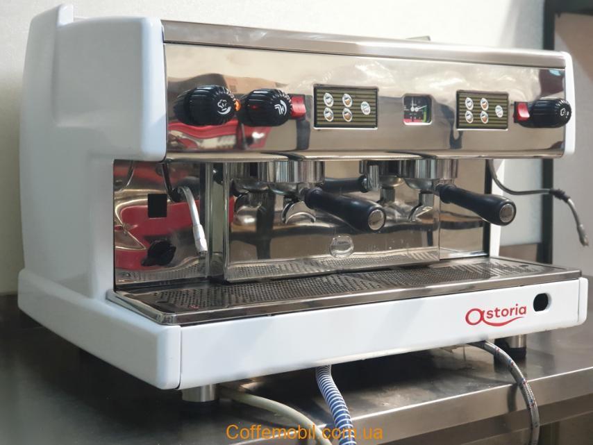 Профессиональная кофемашина Astoria Vanya 2 поста