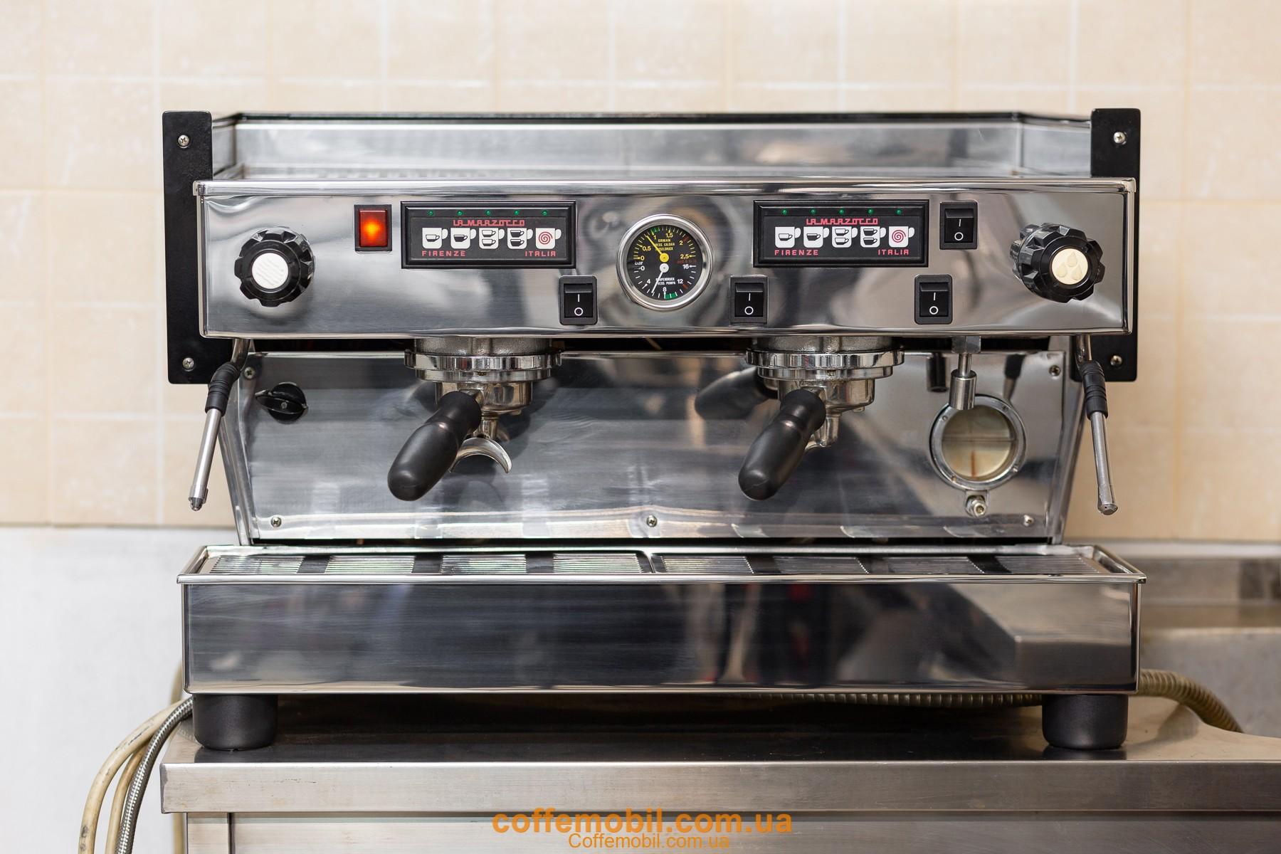 Профессиональная кофемашина Marzocco Linea 2gr