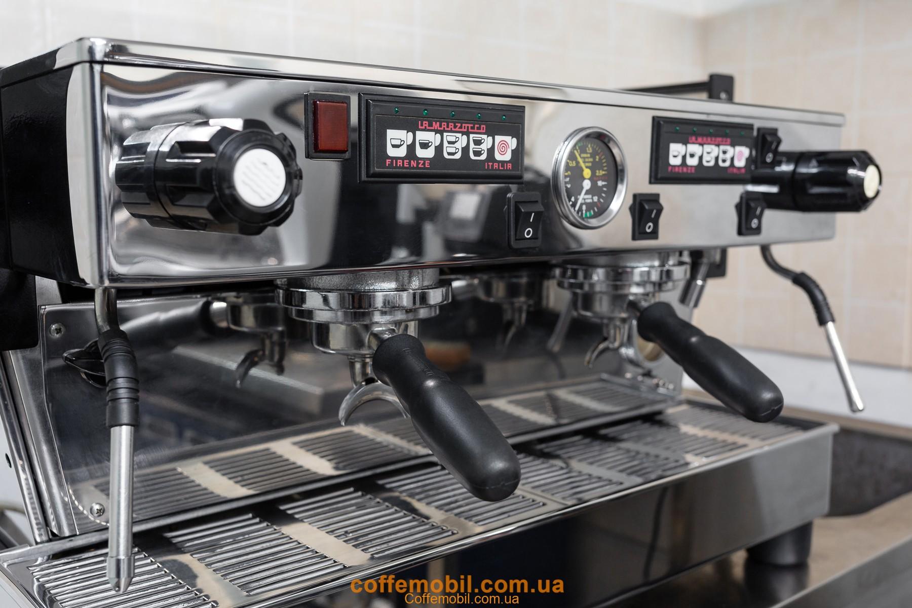 Профессиональная кофемашина Марзоко Линеа