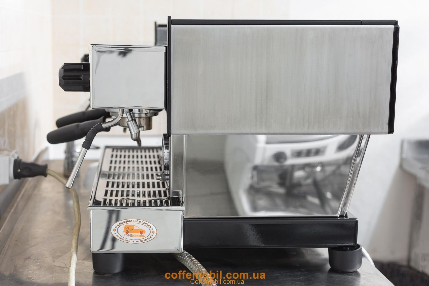 Профессиональная полировка кофемашин
